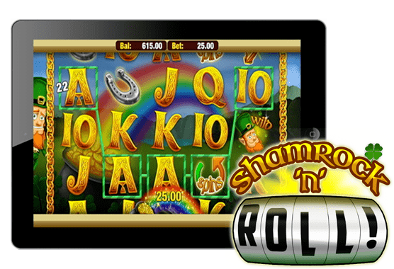 shamrock n roll mobile game