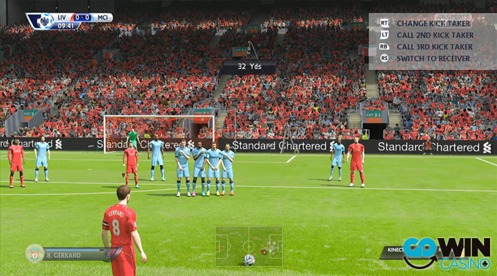 fifa15 on ps4