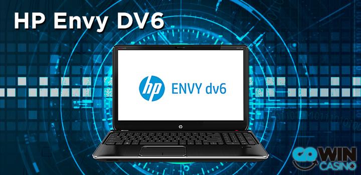 HP Envy DV6