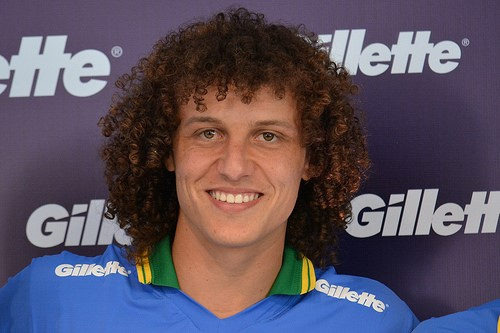 luiz close up