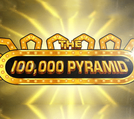 100000 pyramid mobile slot game