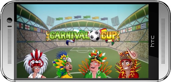 Carnival Cup Game Introduction