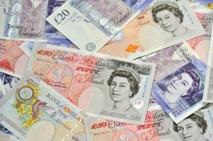 Pile of Money Notes