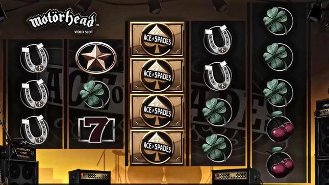 NetEnt Motorhead Slot