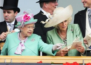 queen elizabeth horse racing