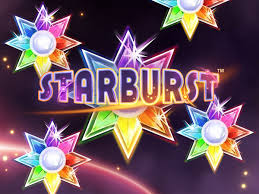Starburst Slots Spins Logo