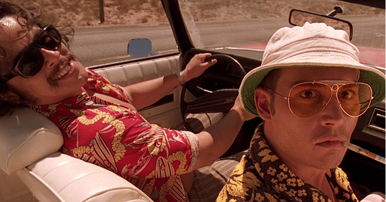 Fear and Loathing in Las Vegas - List of Gambling Movies
