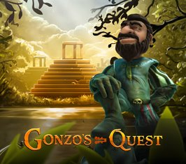 gonzos quest mobile casino icon