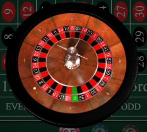 roulette wheel spin gowin