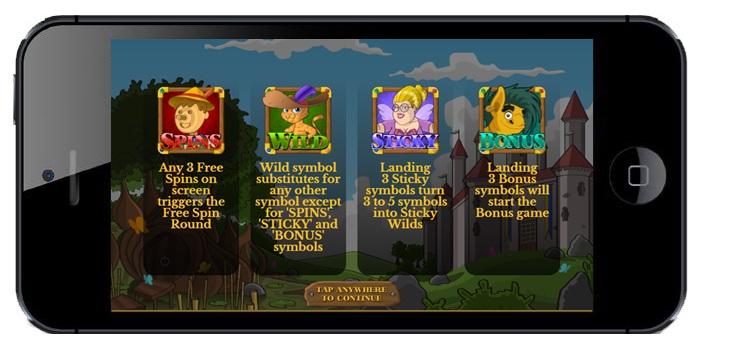 Troll's Tale Mobile Screenshot