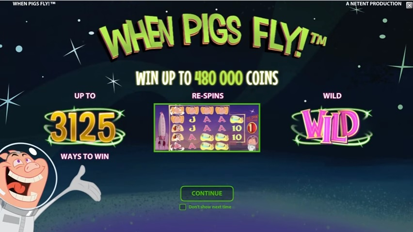 When Pigs Fly Game Introduction