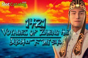 1421 voyages zheng he