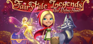 Red Riding Hood Slot Logo