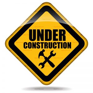under construction clipart