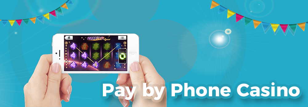 Casino pay with mobile ban online gambling uk