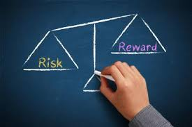 Risk Reward Illustration