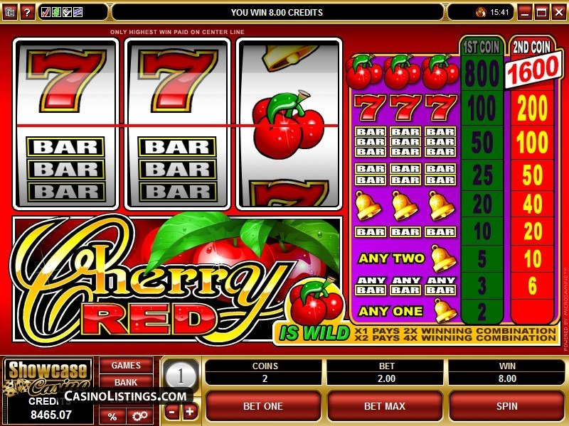 Cherries slot machines ballys casino jobs