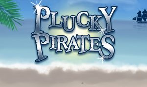 plucky-pirates-slot-logo