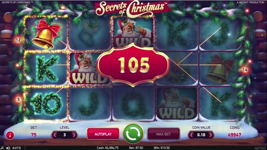 Secrets of Christmas Small Win