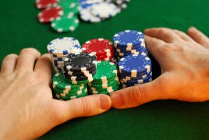 All In Casino Chips