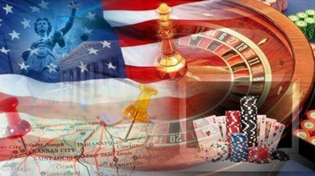 the issues of legalized gambling in the united states