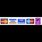visa card payment logos