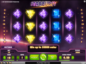 starburst slot gowin casino