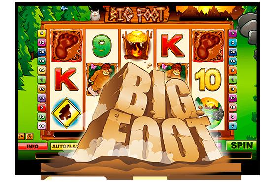 Big Foot Game