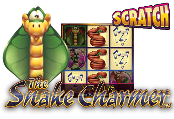 The Snake Charmer Scratch Game