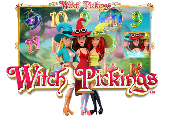 Witch Pickings Game