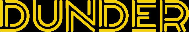Dunder Logo Linear