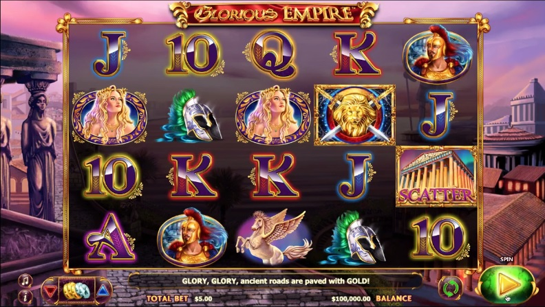 Glorious Empire Gameplay