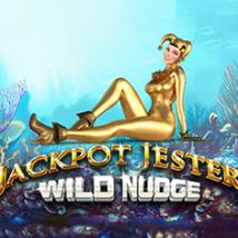 Jackpot Jester Wild Nudge Banner