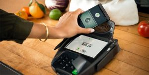 LG Pay Contactless