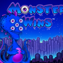 Monster Wins Banner