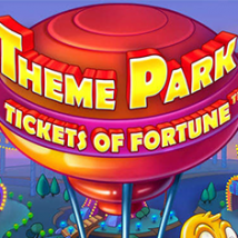 Theme Park Tickets of Fortune Banner