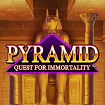 Pyramid Quest For Immortality Banner
