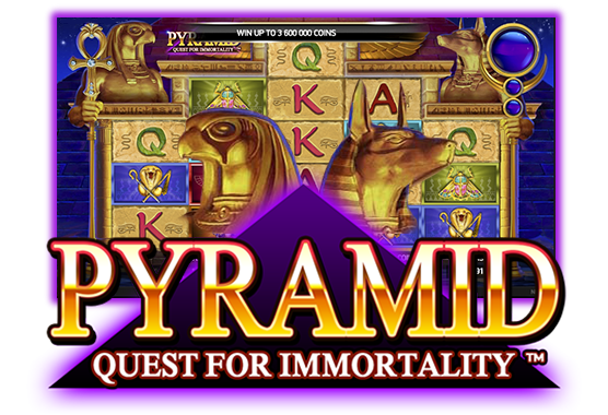 Pyramid Quest For Immortality Game