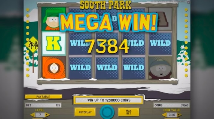 South Park Big Win Screenshot