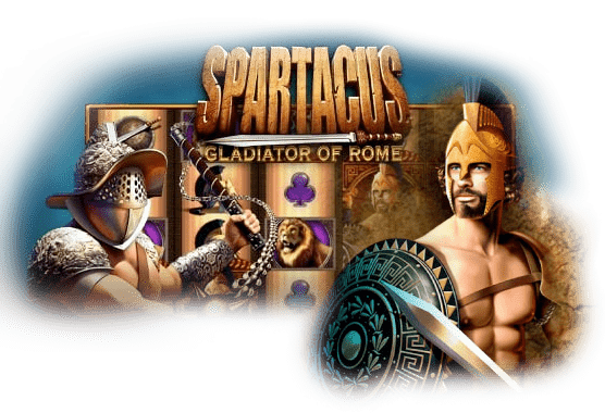 spartacus slot game on mobile