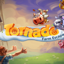 Tornado Farm Escape Banner