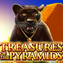 Treasures of the Pyramids Banner