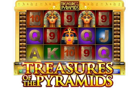 Treasures of the Pyramids Game