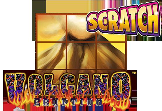 Volcano Eruption Scratch Game