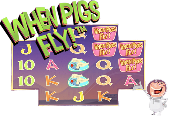 When Pigs Fly Game