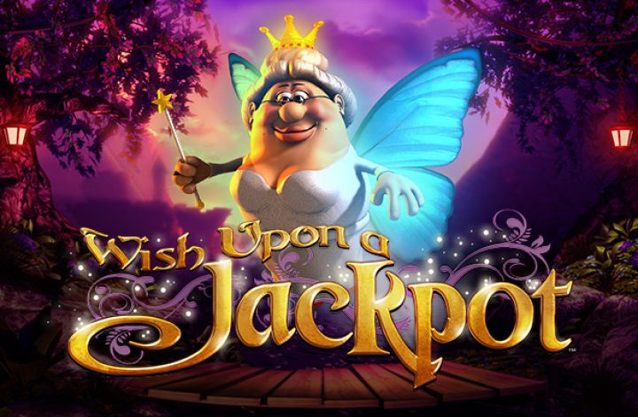 Wish Upon a Jackpot Slot Logo