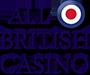 All British Casino Logo Linear
