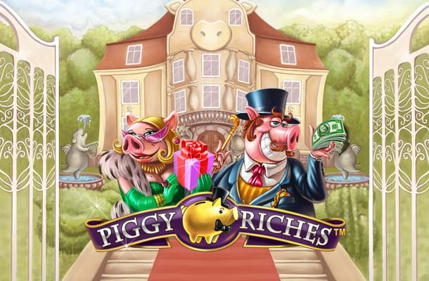 Piggy Riches by NetEnt