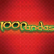 100 Pandas Banner