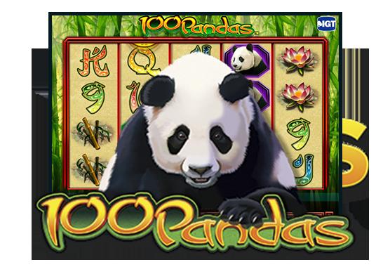 100 Pandas Game